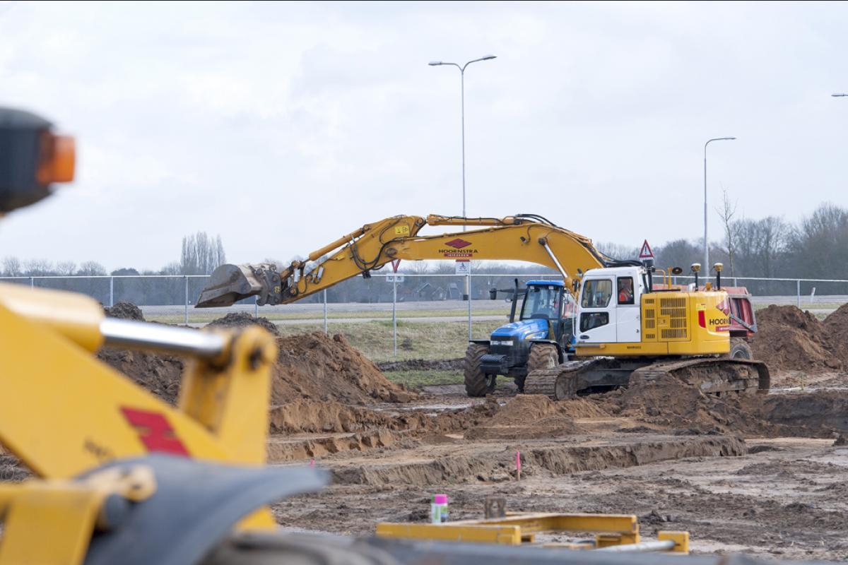 Recycleplein Doesburg - Hoornstra Infrabouw Hoornstra Nieuw Buinen