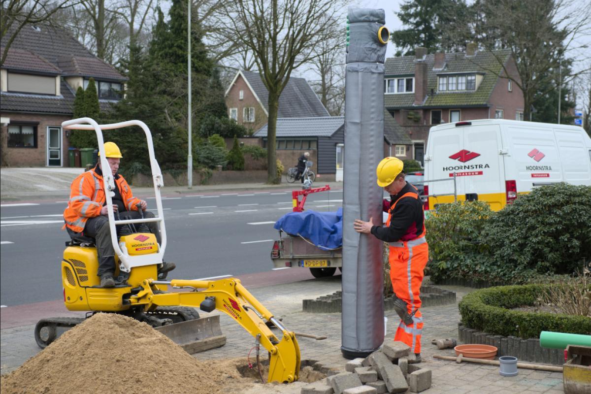 Gemeente Ede Afkoppelen Burgemeestersbuurt - Hoornstra ... Hoornstra Nieuw Buinen