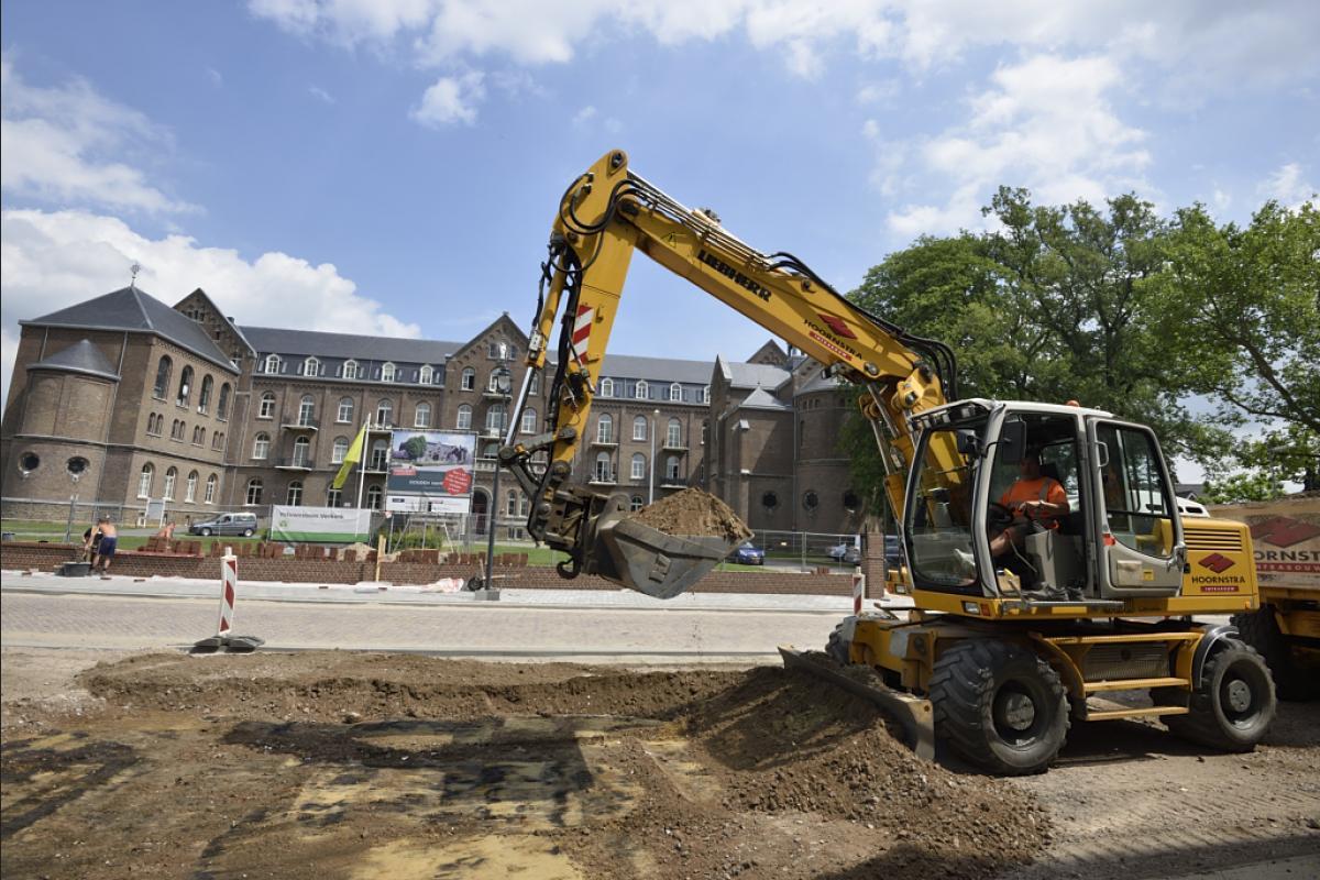 Gemeente Montferland Reconstructie Emmerichseweg ... Hoornstra Nieuw Buinen